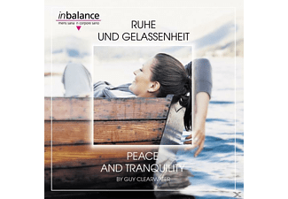 Guy Clearwater - Ruhe Und Gelassenheit- Peace And Tranquility - (CD)