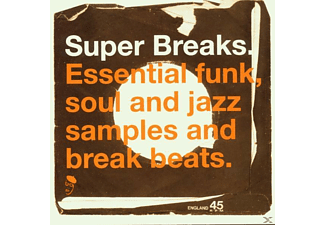 VARIOUS - Super Breaks [CD]