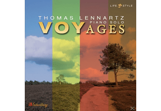 Thomas Lennartz - Voyages [CD]