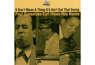 Gonsalves, Paul / Hines, Earl / Nance, Ray - It Don't Mean A Thing If It [CD]