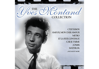 Yves Mont - The Yves Montand Collection [CD]