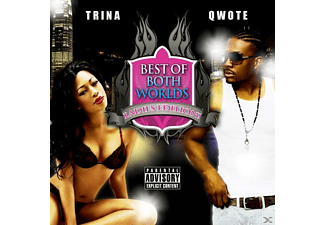 Trina - Best Of Both Worlds [CD]