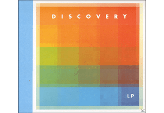 Discovery - LP - (CD)