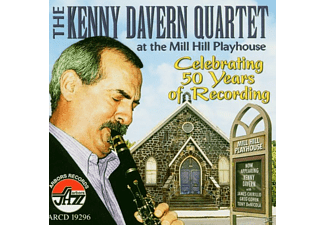 Kenny Quartet Davern - The Kenny Davern Quartet At The Mill Hill Playhous [CD]
