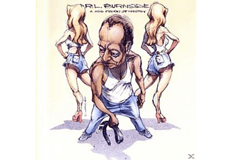 R. L. Burnside - A Ass Pocket Of Whiskey - (CD)