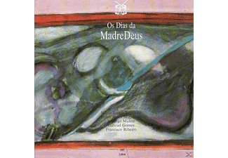 Madredeus - Os Dias Da Madredeus - (CD)