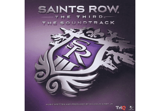 VARIOUS - Saints Row: The Third - The Soundtrack - (CD)