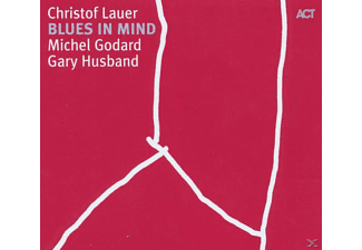 Christof Lauer - Blues In Mind [CD]