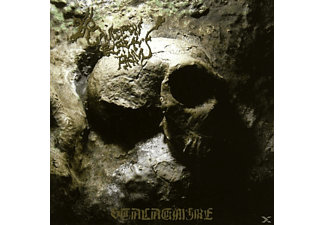 Cauldron Black Ram - Stalagmire - (CD)