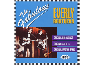 The Everly Brothers - Fabulous Everly Brothers - (CD)