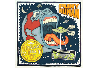 Puny Human - UNIVERSAL FREAK OUT - (CD)