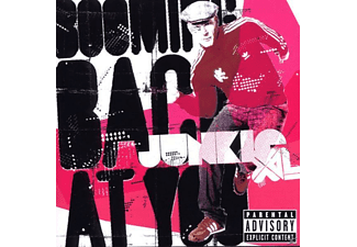 Junkie Xl - Booming Back At You - (CD)