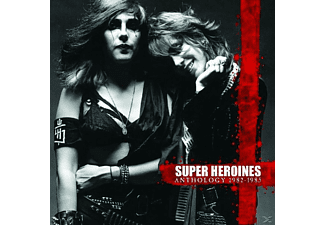 Super Heroines - Anthology '82-'85 - (CD)
