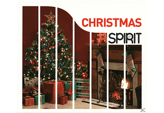 VARIOUS - Spirit Of Christmas [CD]