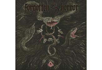 Forgotten Horror - The Serpent Creation - (CD)