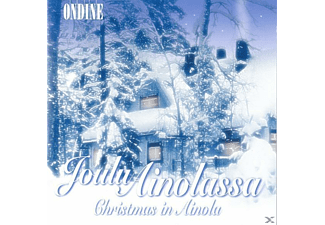 Hynninen - Christmas in Ainola - (CD)