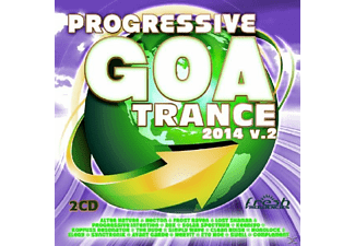 VARIOUS - Progressive Goa Trance 2014 Vol.2 - (CD)