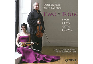 Koh,Jennifer/Laredo,Jaime - Two x Four - (CD)