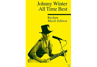 Johnny Winter - All Time Best - Reclam Musik Edition - (CD)