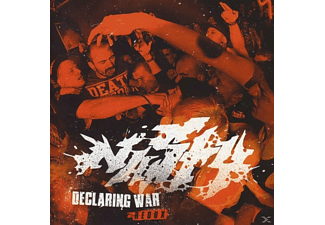 Nasty - Declaring War (Re-Issue) [CD]