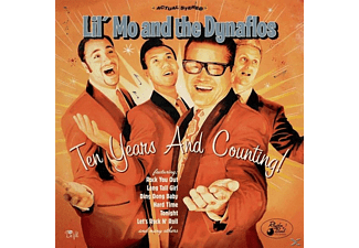 Lil' Mo / The Dynaflos - Ten Years And Counting! (Lim.Ed.) - (Vinyl)