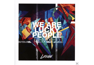 Lange - We Are Lucky People Remixed [CD]