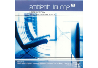 VARIOUS - Ambient Lounge Vol.5 [CD]