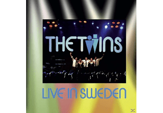 The Twins - Live In Sweden - (CD)