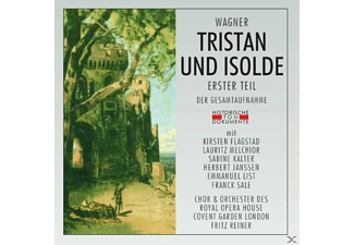 Chor & Orch.Des Royal Opera House - Tristan Und Isolde-Erster Teil [CD]