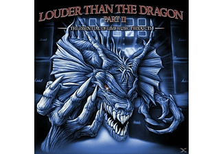 VARIOUS - Louder Than The Dragon Part Ii Limb Music Label Sa [CD]