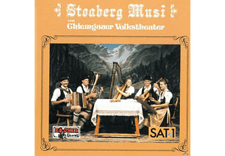 Stoaberg Musi - Vom Chiemgauer Volkstheater, Folge 1 - (CD)