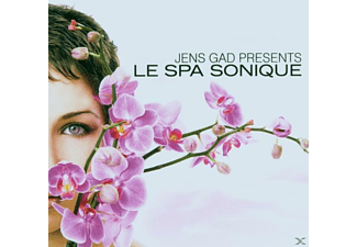 Jens Gad - Le Spa Sonique - (CD)