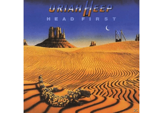 Uriah Heep - Head First [CD]