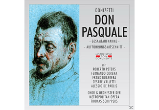 ORCH.D.METROPOL.OPERA N - Don Pasquale [CD]