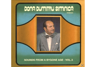 Dona Dumitru Siminica - Sounds From A Bygone Age 3 - (CD)