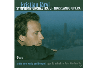 Symphony Orch.Of Norrlands Opera - To The New World And Beyond [SACD]