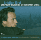 Symphony Orch.Of Norrlands Opera - To The New World And Beyond [SACD] jetztbilligerkaufen