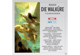 Bfo - Die Walküre-Mp 3 - (MP3-CD)