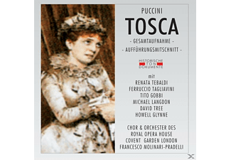 Chor & Orch.Des Royal Opera House - Tosca (Ga) [CD]