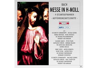 Wpo - Messe In H-Moll-Mp 3 Oper - (MP3-CD)