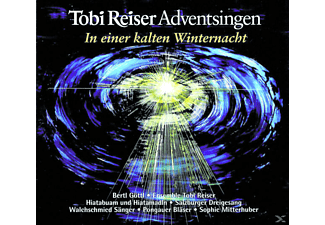 Tobi-adventssingen Reiser - In einer kalten Winternacht - (CD)