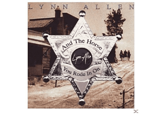Lynn Allen - The Horse You Rode In On [CD]