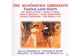 VARIOUS - Liebesduette/Love Duets - (CD)
