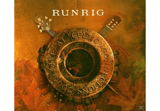 Runrig - LIVE AT CELTIC CONNECTIONS (LIMITED EDITION) - (CD)