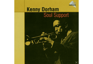 Kenny Dorham - Soul Support - (CD)