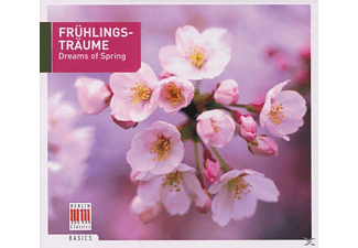 Zehlin, Zehlin/Shetler/GOL/DP/BSO/+ - Frühlingsträume:Dreams Of Spring - (CD)