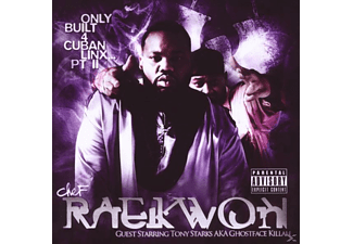 Raekwon - Only Built 4 Cuban Linx II [CD]