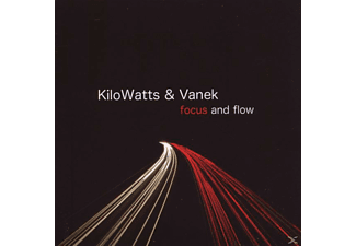 Kilowatts - Focus & flow - (CD)
