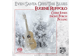 VARIOUS - Even Santa Get's The Blues - (CD)