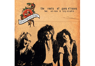 Axl Rose - The Roots Of Guns  N  Roses - (Vinyl)